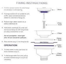 Amazoncom Stainless Steel Kitchen Sink  Basket Strainer With Stainless Steel Kitchen Sink Basket Strainer