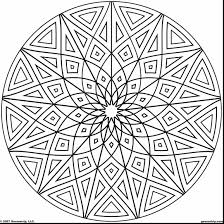 Small Picture incredible geometric pattern coloring pages with free geometric