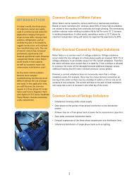 agilent technologies troubleshooting three phase ac motors