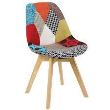 Esszimmerstuhl Aus Holz Mit Leinenbezug Designer Modell Lisa