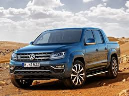 Is The Volkswagen Amarok Set To Come To The US? - CarBuzz