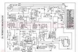 loncin 110 wiring diagram wiring diagram chinese atv electrical schematic at Tao Tao 110 Atv Wiring Schematics