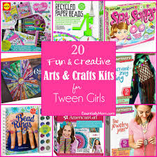 Art craft kits for teen girls