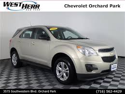 Used 2011 Chevrolet Equinox For Sale | Orchard Park NY