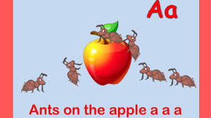 The international phonetic alphabet (ipa) is very important for learners of english because english is not a phonetic language. Abc Song Ants On The Apple A A A Phonics Song Learning Videos For Kids Nursery Rhymes Youtube