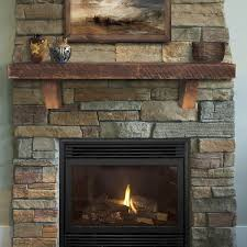 pearl reclaimed pine whiskey fireplace mantel shelf