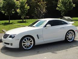 chrysler crossfire srt6. an oldie but goodie my old limited chrysler crossfire srt6
