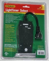 Stanley Christmas Light Timer Stanley Lighttimer Select Photocell Timer 1 And 50 Similar Items