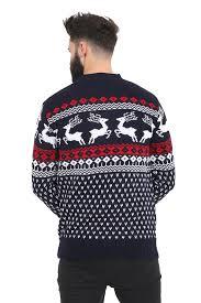 New Sweater Design For Man Details About Men Women Santa Xmas Christmas Novelty Fairisle Retro Jumper Sweater 2019 Design