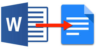 Gooogle Doc Google Drive Always Convert Office Documents Teacher Tech