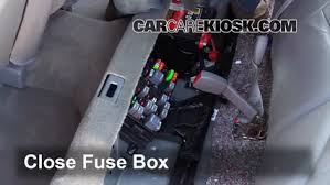 interior fuse box location buick lesabre buick interior fuse box location 2000 2005 buick lesabre 2003 buick lesabre custom 3 8l v6