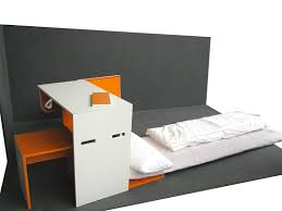 compact furniture design. Isis Design Has Created A Compact Furniture Set Which Contains All The Necessary Pieces To Setup Room Instantly Wherever You Want. U