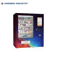 Mini Drink Vending Machine Inspiration China Automatic Self Automatic Mini Drink Snack Vending Machine