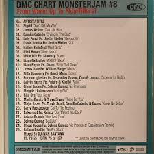 Dmc Chart Monsterjam 8 July 2017 Strictly Dj Only