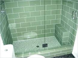 cost to install new shower cost install tile shower bathroom installation flooring of ceramic to cost