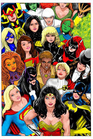 96 best DC super heroines images on Pinterest