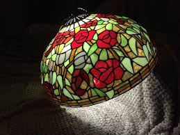 4 X Tiffany Style Lamp Shades In Greenfield Manchester Gumtree
