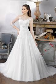Illusion Neckline <b>Wedding</b> Dresses, <b>Sheer Illusion</b> Neck <b>Bridal</b> Gowns