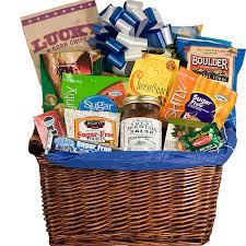sugar free gift baskets