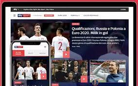 Skysport | Il nuovo skysport.it è online