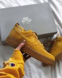 nike air force 1 office. RG: @lilxmg Feat Nike Air Force 1 07 In Mineral Yellow. We The Office