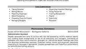 Resume Examples  personal assistant resume templates executive     Reganvelasco Com    sample nurse resume objectives