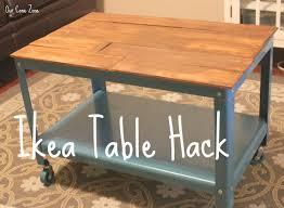 Ilea Coffee Table Ikea Coffee Table Hack Our Cone Zone