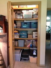 small closet office ideas. Alluring Office In Cupboard With Additional Closet Storage Ideas Pinterest Small