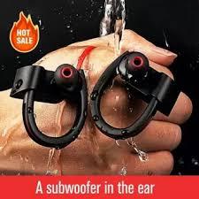 <b>Hot Sale Waterproof</b> Shock Bass Stereo Wireless Bluetooth Sport ...