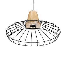 industrial retro e27 diamond cage pendant light sconce hanging droplight lamp a