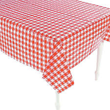 red and white gingham table cloth red white checd plastic tablecloth red and white gingham tablecloth red and white gingham table cloth