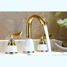 3 handle bathtub faucets 2 handle bathroom faucet gold ceramic 3 hole polished brass bathtub 3