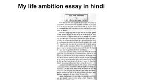 my life ambition essay in hindi google docs