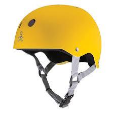 Triple 8 Brainsaver Size Chart Triple 8 Sweatsaver Helmet With Sweatsaver Liner Yellow