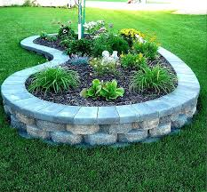 landscape edging ideas borders around trees garden beds stone flower images layout vegetable designs design landscape edging designs around trees