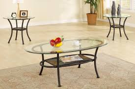 round glass top coffee table with metal base full size of end tables glass