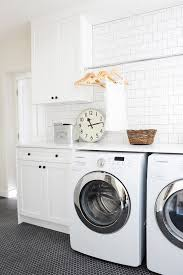 laundry room black and white laundry room design ideas laundry room with subway tile