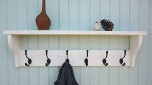 Long Coat Hook Rack Best 100 Wooden Coat Hooks Ideas On Pinterest Wooden Coat Rack With 49