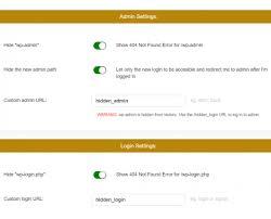 Hide My WordPress Ghost Plugin Free Download | WordPress Security Plugin