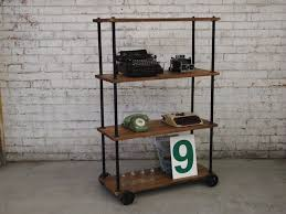 industrial antique furniture. Popular Vintage Industrial Furniture With Storage And Organization Antique T