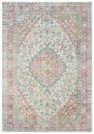 oriental weavers ivory pink area rug sofia rugs