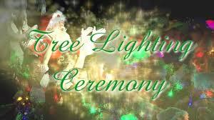 Ocsa Montage At South Coast Plazas Tree Lighting Ceremony 2017