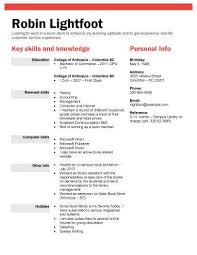 Resume Profile For College Student Resume Profile Examples For College Students Mwb Online Co