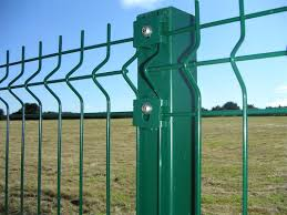 Decorative Security Fencing V3 Mesh Fencing