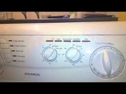 hotpoint washing machine faults. Unique Hotpoint How To Fix A Hotpoint Washer Dryer For 99p All Flashing Lights Problem Has  Swearing In Video Inside Washing Machine Faults E