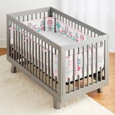 classic breathable mesh crib liner owl fun pink