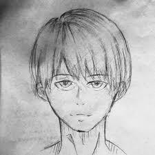 黒髪男子イラスト Hashtag On Twitter