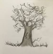 Please, feel free to share these 1200x630 dot drawing for kids flower dotted drawing, dotted drawing, dot. 5 Types Of Trees To Draw Step By Step Nupurspeaks
