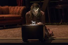 the glass menagerie the feminist spectator laura and the