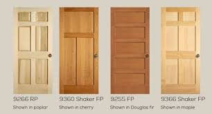 fire door options